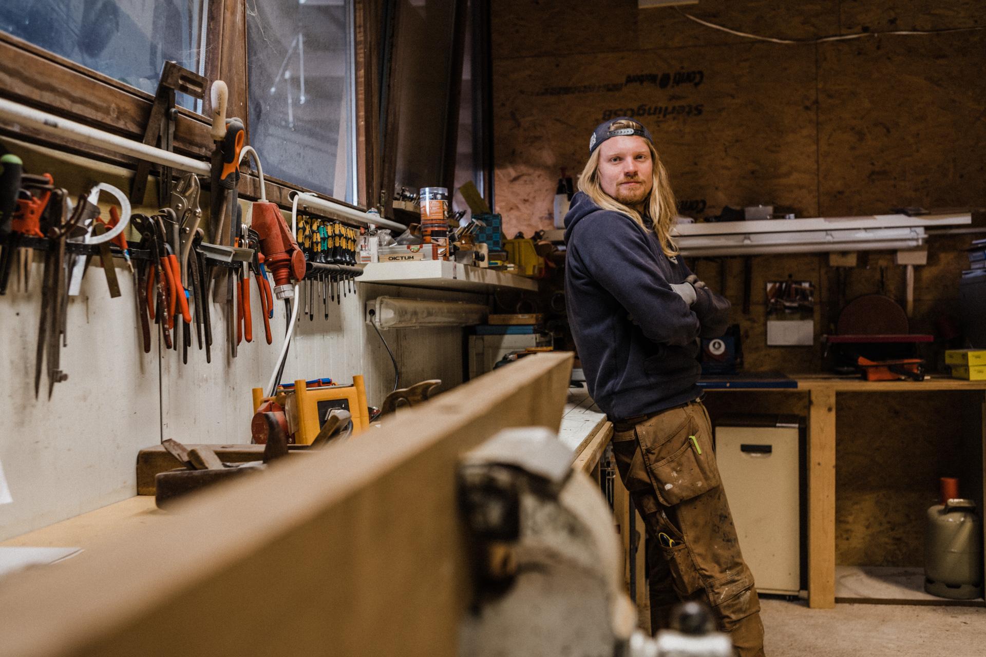 Bootsbaumeister - Thomas Degen