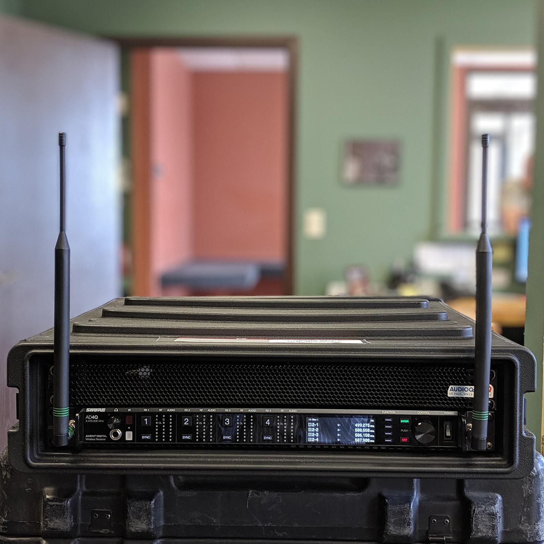 Wireless Mic Systems