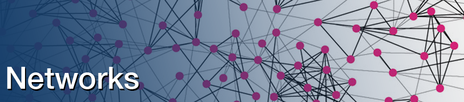 From social networking to neural pathways to the increasingly networked structure of the economy, complex networks are an integral part of our lives. NECSI research on the structure and dynamics of networks expands our understanding of how biological, social, and technological networks behave.
