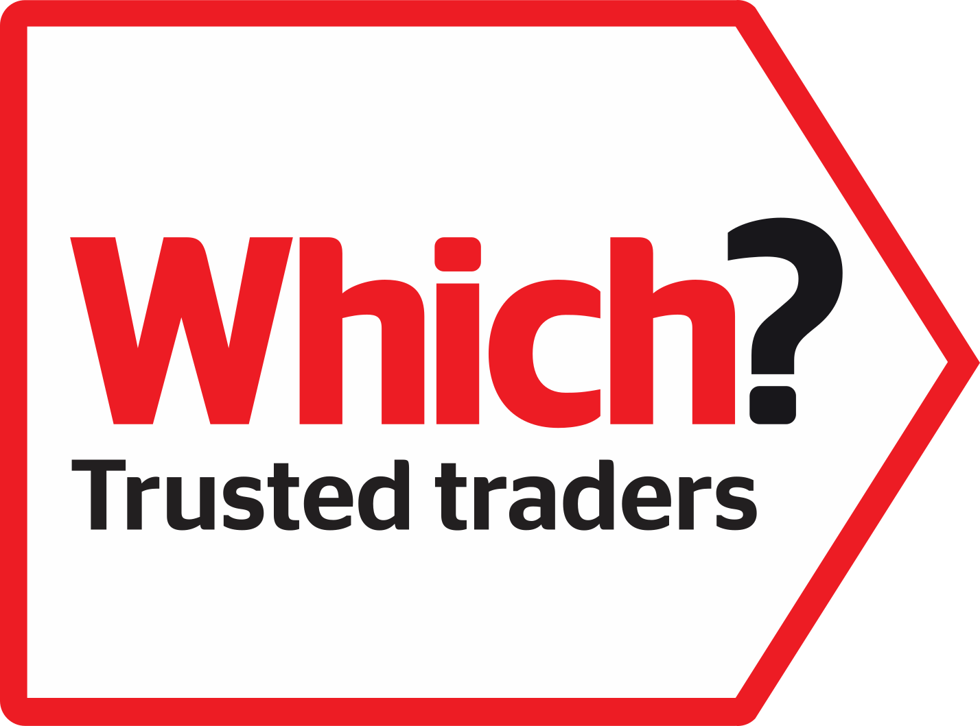 "Which? Trusted Trader - ""Which? Trusted Traders continues our rich history of recognizing and rewarding good services, products and businesses for the benefit of UK consumers."""