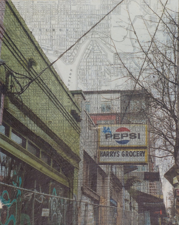 Harry's Grocery - 500 Block of East Pine Street