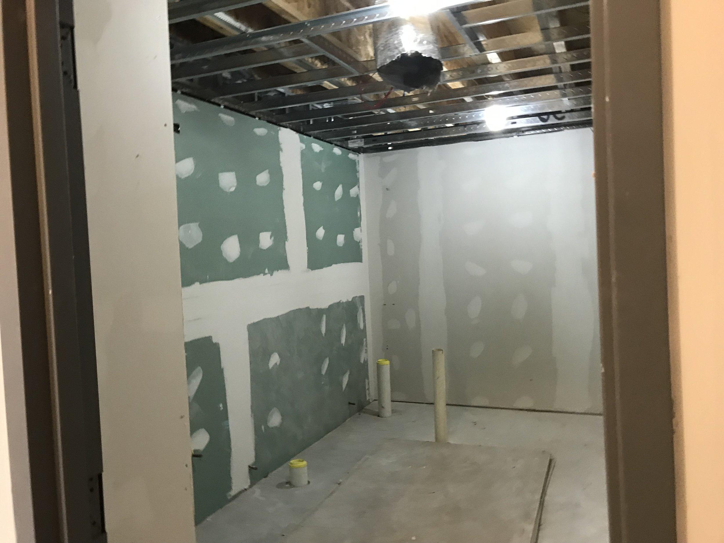 Upstairs bathroom!