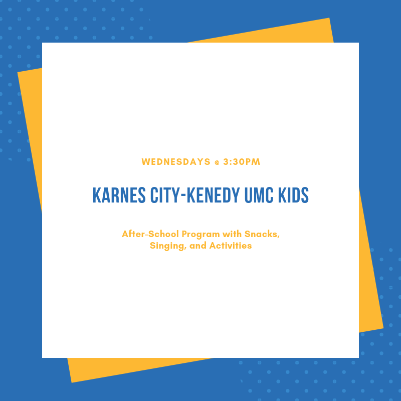 karnes city-kenedy UMC Kids.png
