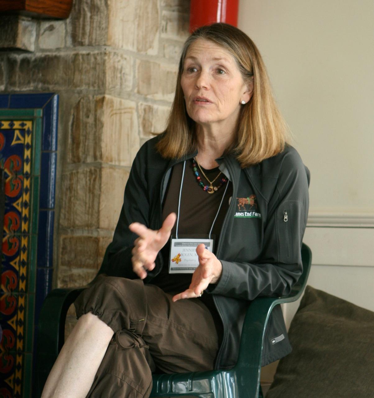 lecture Jenny 2009.jpeg