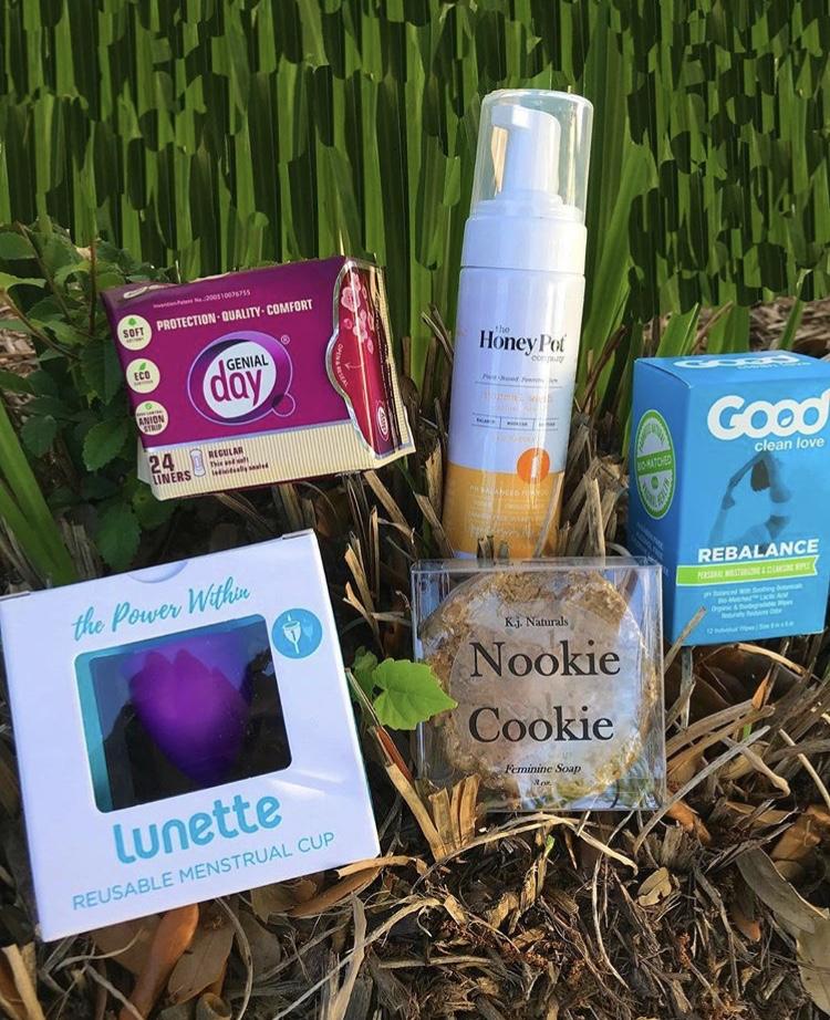 Organic Feminine Products -