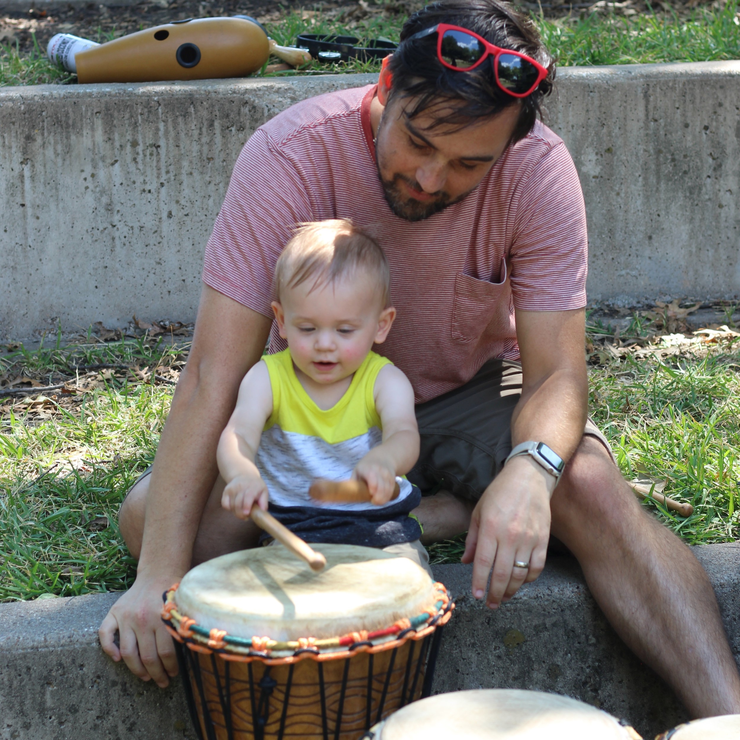 - Our drums circles & jam sessions provide an interactive experience for all ages. Drum circles require no previous experience and bring instant fun and community connection. This is a powerful musical experience that brings together diverse communities for the common good of collaborative music-making