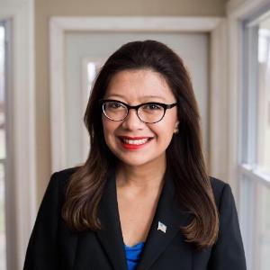 Democratic Candidate: Karina Villa  https://karinavilla.com/