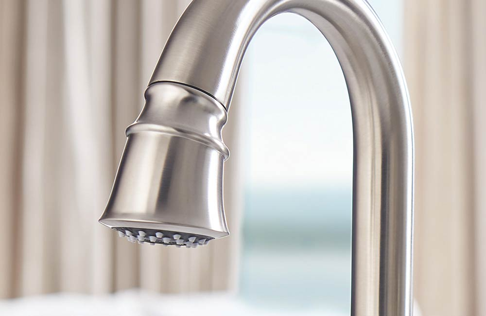 """A CLEAN FAUCET CAN MAKE ALL THE DIFFERENCE"" -"