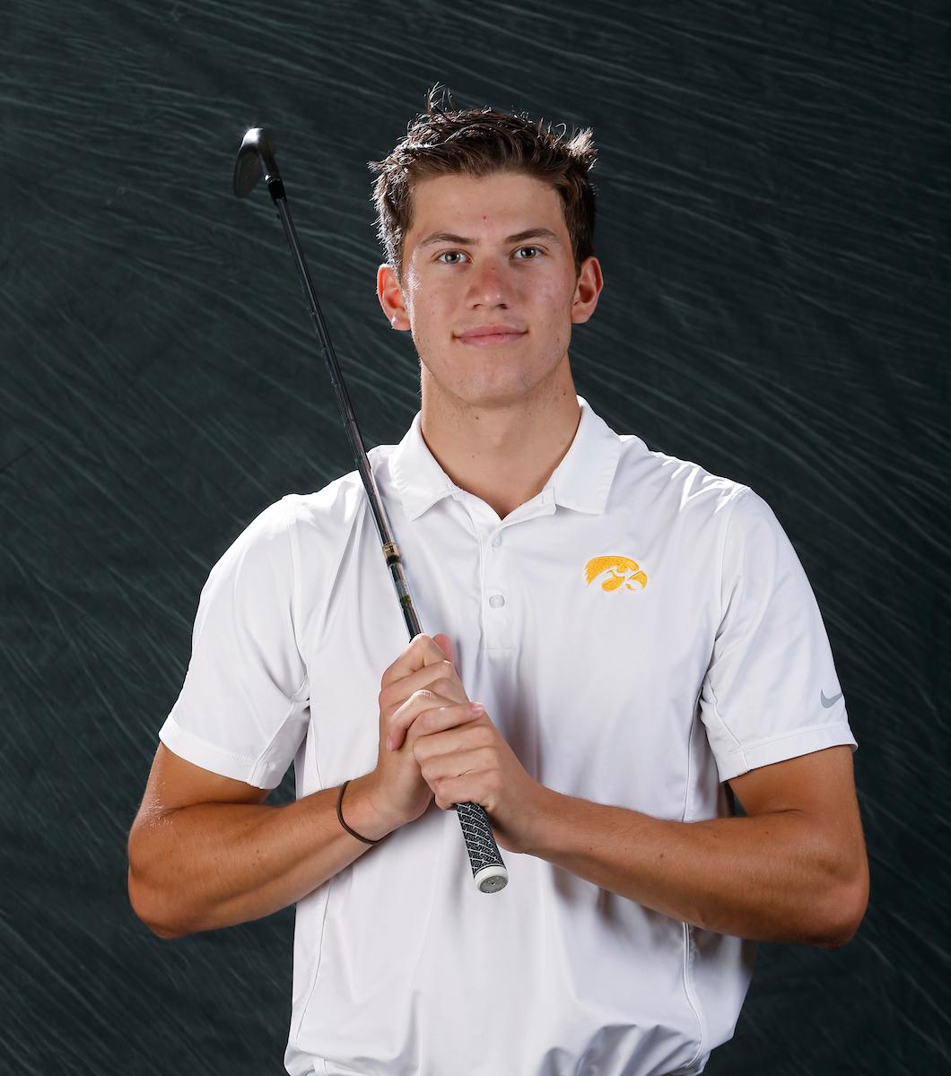 Aaron DeNucci - Men's Golf