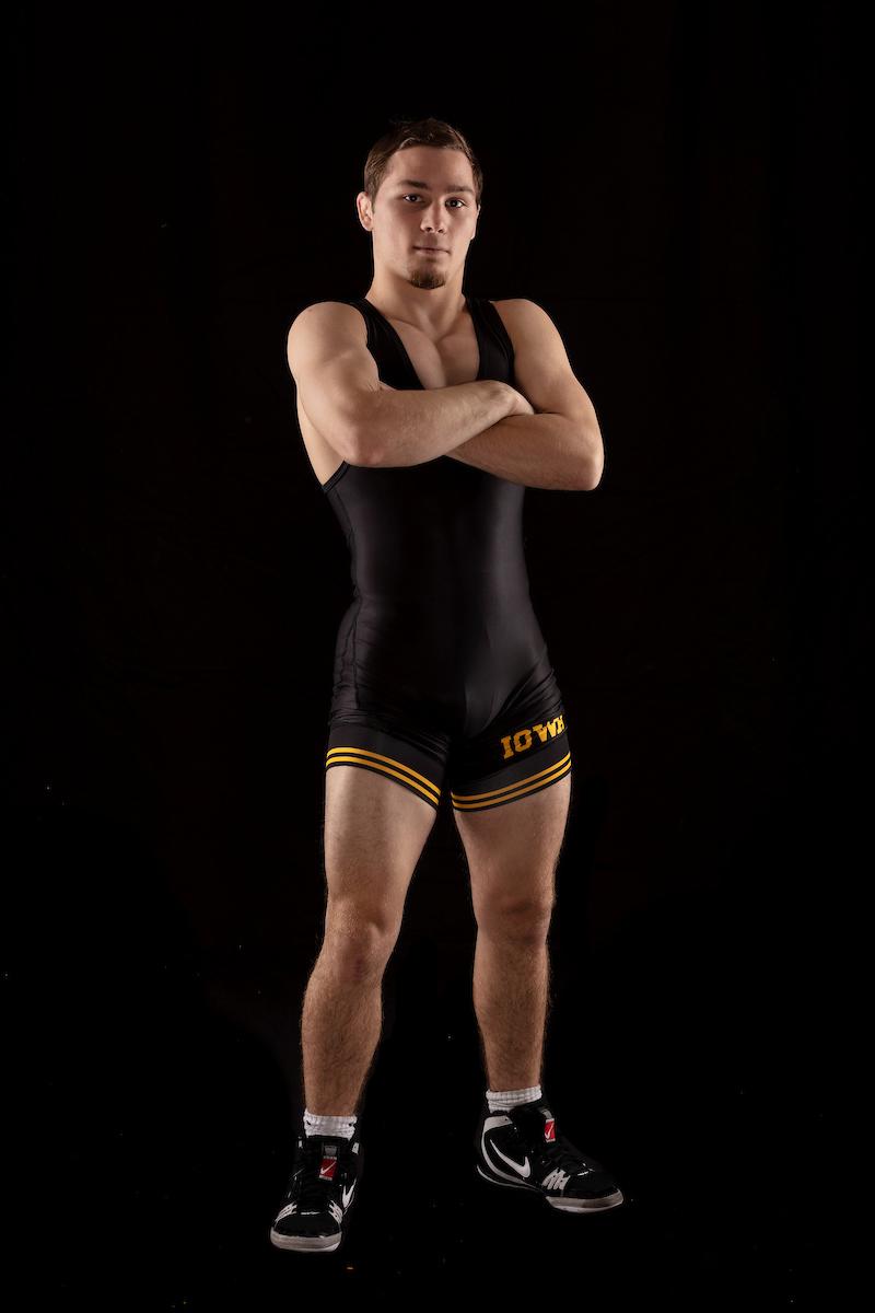 Spencer Lee - Wrestling