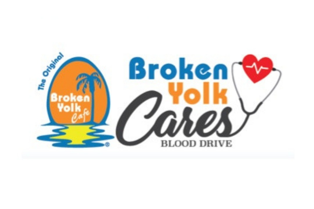 BROKEN YOLK CARES - Broken Yolk teamed up with SDBB and hosted 13 blood drives during the holiday season collecting 4,111 units of blood – saving up to 12,333 lives! Broken Yolk also gave a free entrée ($14 value) to each blood donor as a special thanks for their lifesaving gift. Thank you Broken Yolk, for your dedicated partnership!