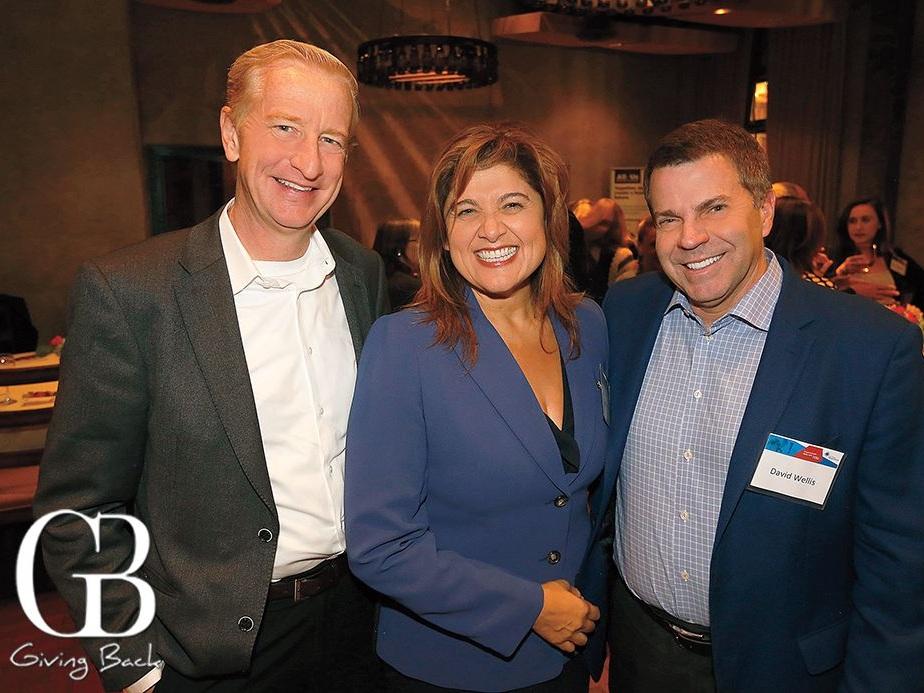 Xavier Douwes ,  Cindy Murphy , and  David Wellis, Ph.D ., CEO, SDBB