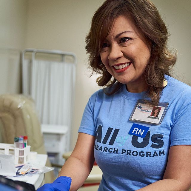 #JoinAllofUs during your next visit to the San Diego Blood Bank and help us find better ways to prevent and treat diseases. It takes all of us to change the future of health! Start making a difference: http://bit.ly/AllofUs_ContactUs