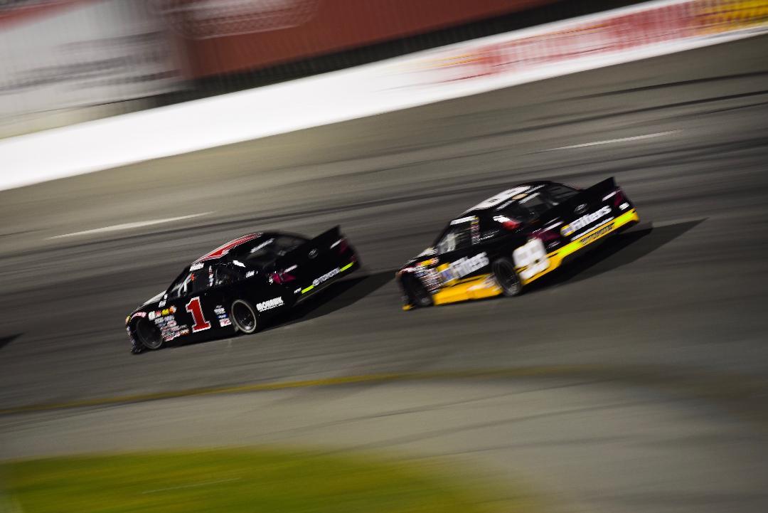Feb. 11: New Smyrna Speedway - Start: 13thFinish: 11th