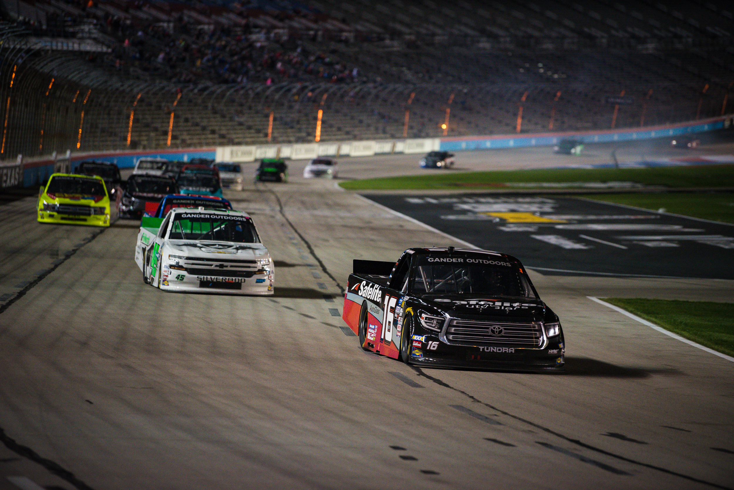 Mar. 29: Texas Motor Speedway - Start: 5thFinish: 27th