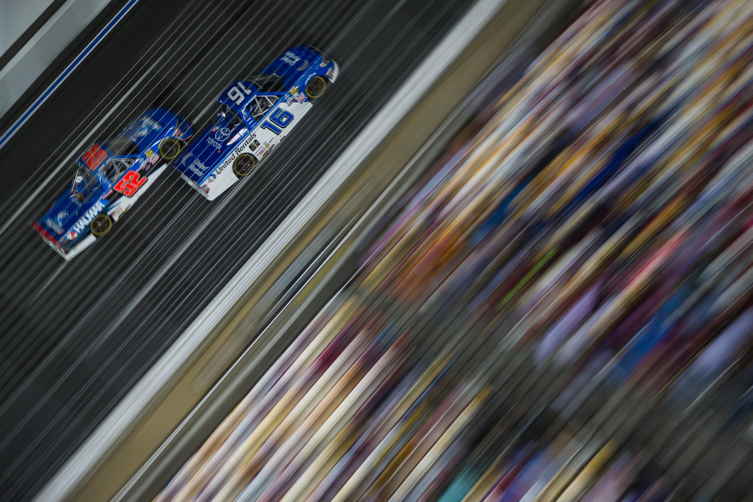 May 17: Charlotte Motor Speedway - Start: 20thFinish: 6th
