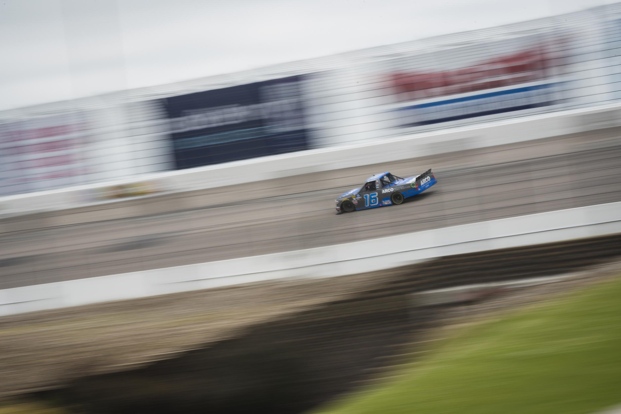 June 15: Iowa Speedway - Start: 9thFinish: 12th