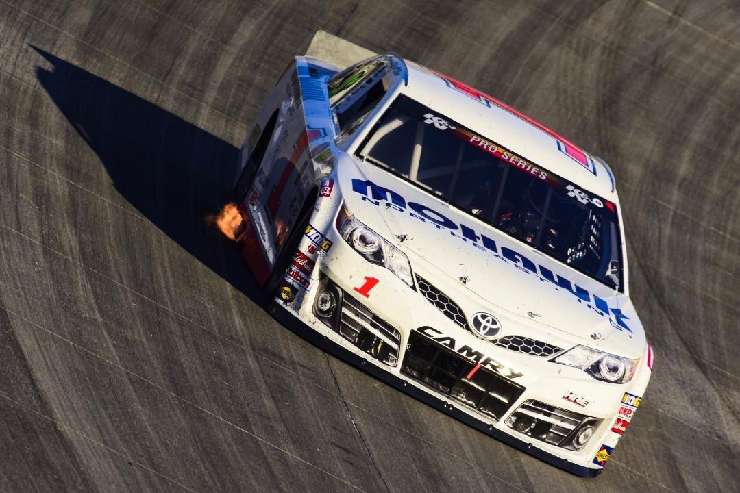 Oct. 4: Dover International Speedway - Start: 13thFinish: 6th