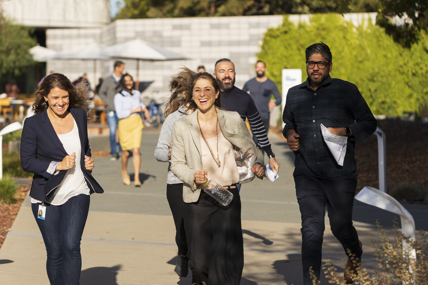 ON CAMPUS - AMAZING RACE MEETS LEADERSHIP COACHING