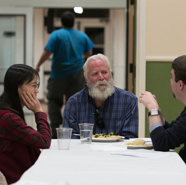 Sit down. Share a meal. Make a friend. That's what we do at Pasadena Community Supper Club. Latest update - and more pics from the latest event - just posted. Link in bio.  Photo credit @victoriaruan