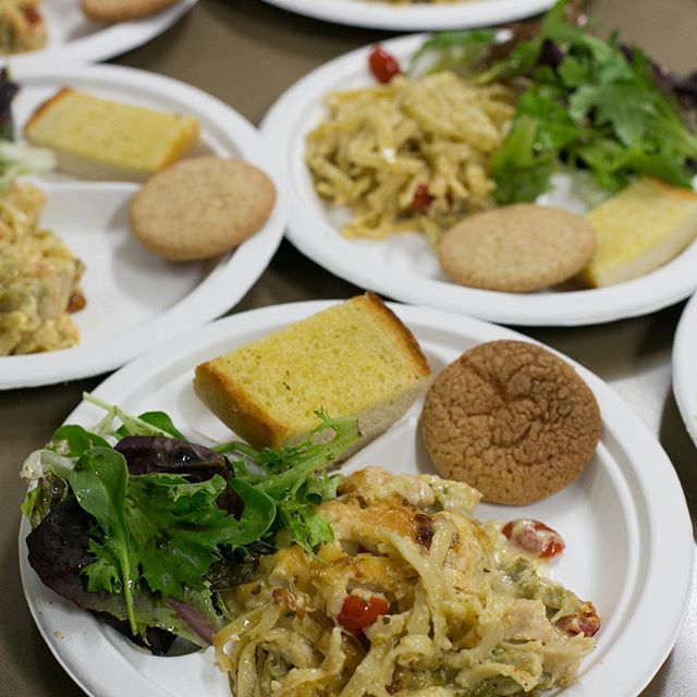 It's been too long since we've posted a food pic. So here's one to remind you that, at Pasadena Community Supper Club, we serve quality, fresh food to our neighbors-in-need. Read more about it in our latest update. Link in bio.