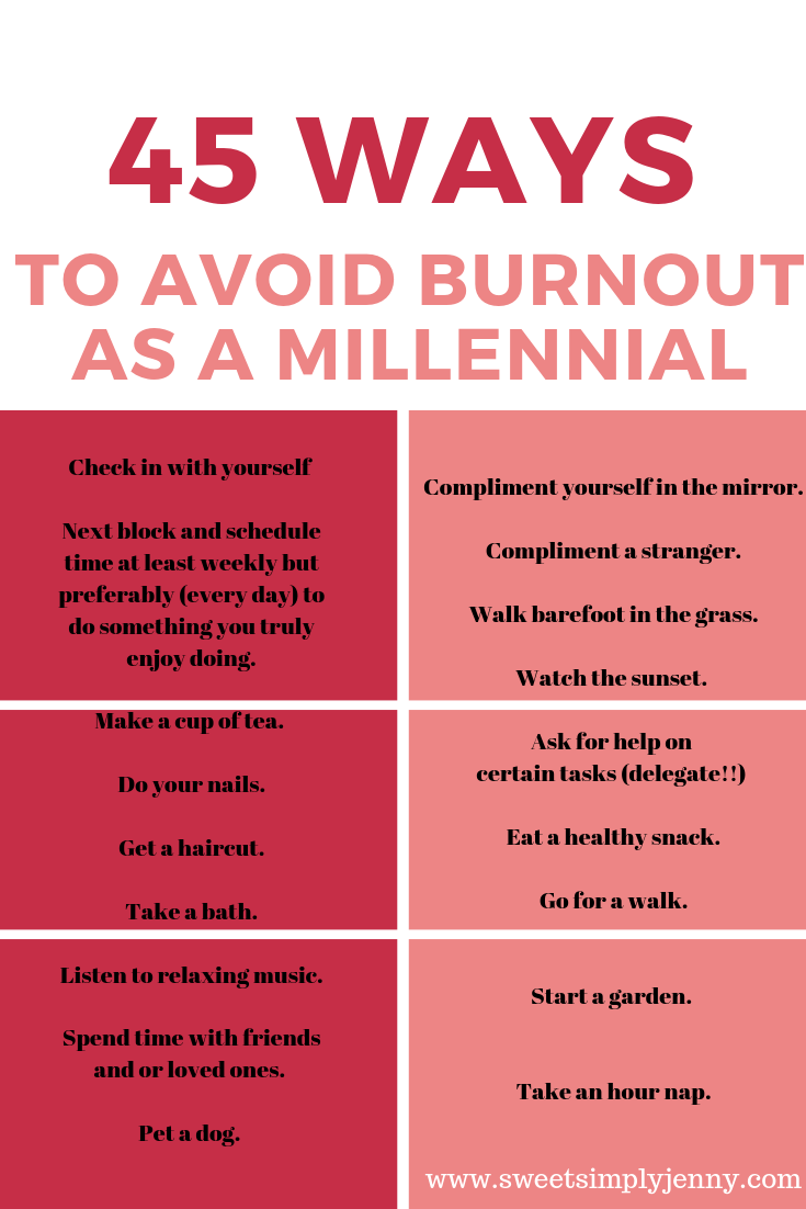 45 ways to avoid burnout as a millennial, how to avoid burnout.png