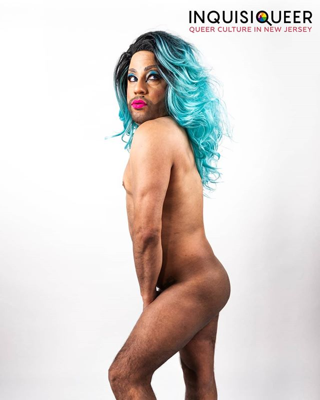 Another amazing member of the body positive shoot. Here is Kia's teaser image. Can't wait for the launch of this great program. · · · · Kia in all her glory was amazing doing this photoshoot fir body positivity #manyshapes #manycolors #onecommunity @hudsonpridecenter @inquisiqueer @six26_lounge  #pixelandlensclub #nosmallcreator #visualambassadors #jerseycity #hobokennj