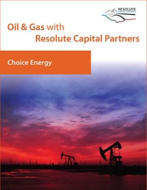 Choice Energy Holdings