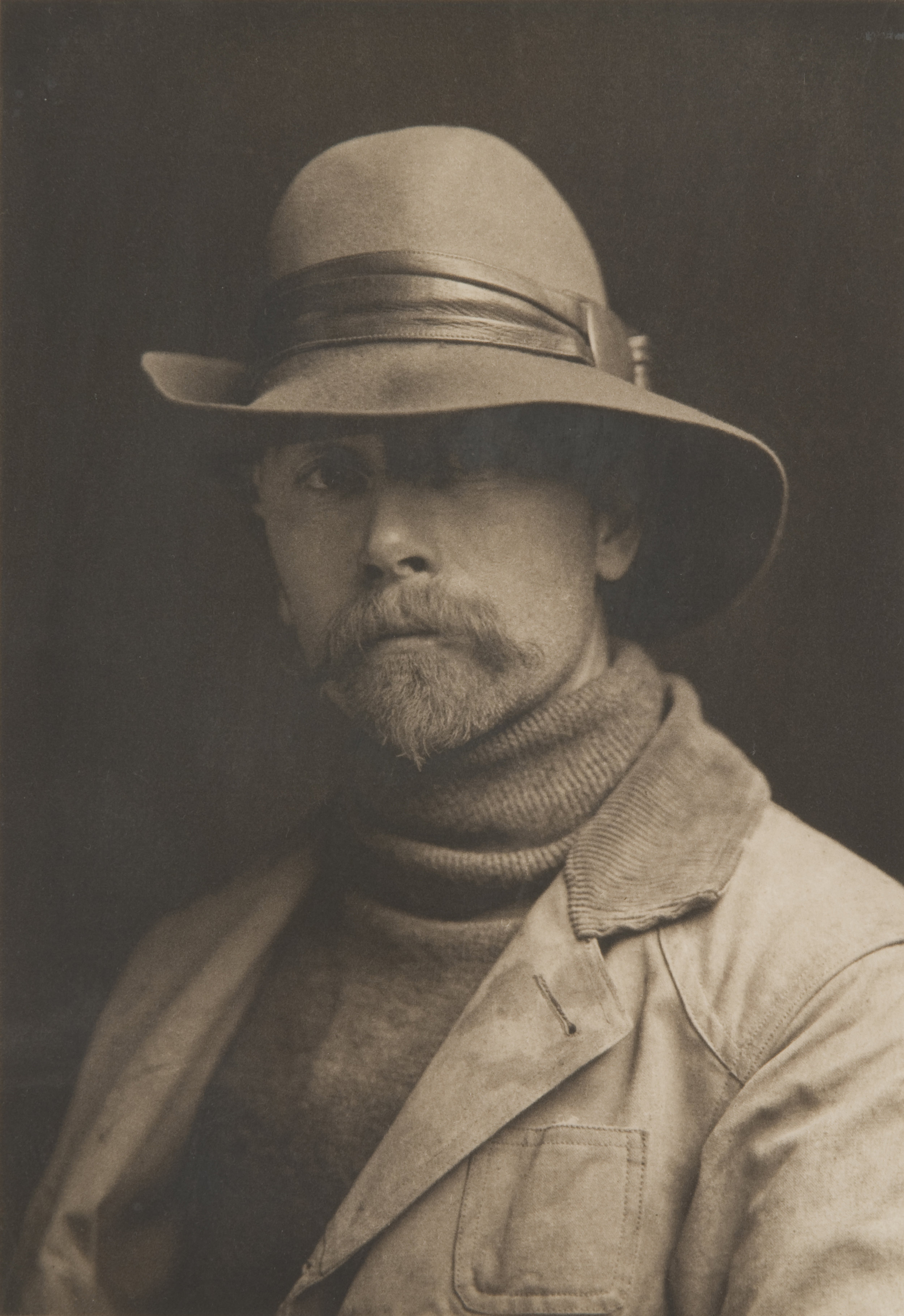 Self-Portrait, ca. 1905