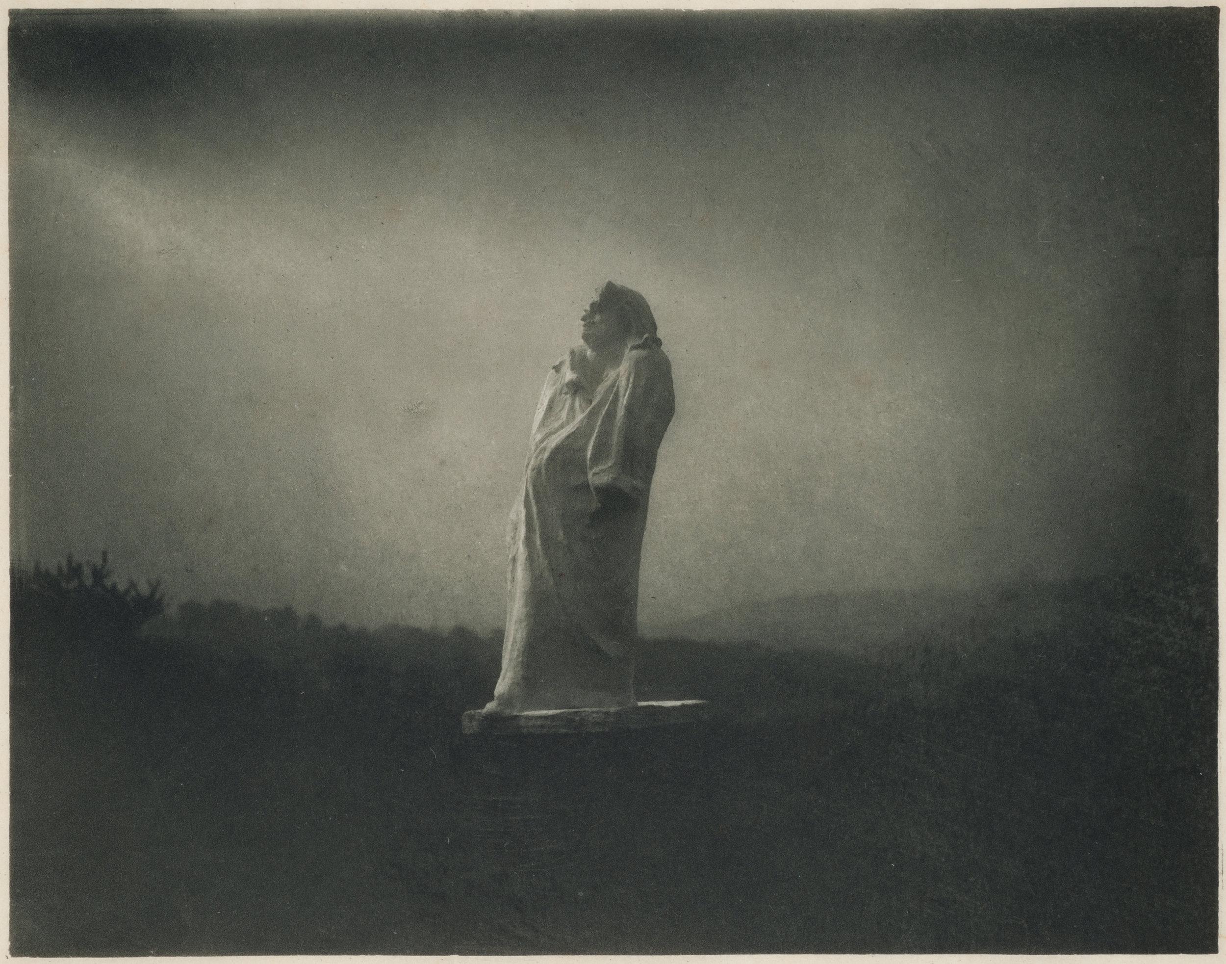 Balzac - Towards the Light, Midnight, 1911