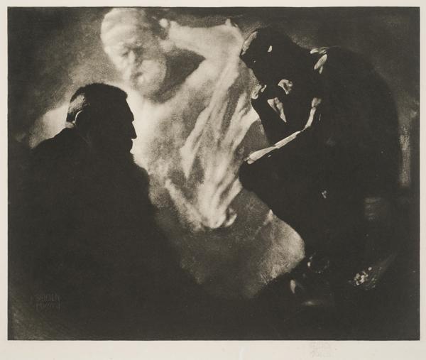 Rodin, Le Penseur, 1902