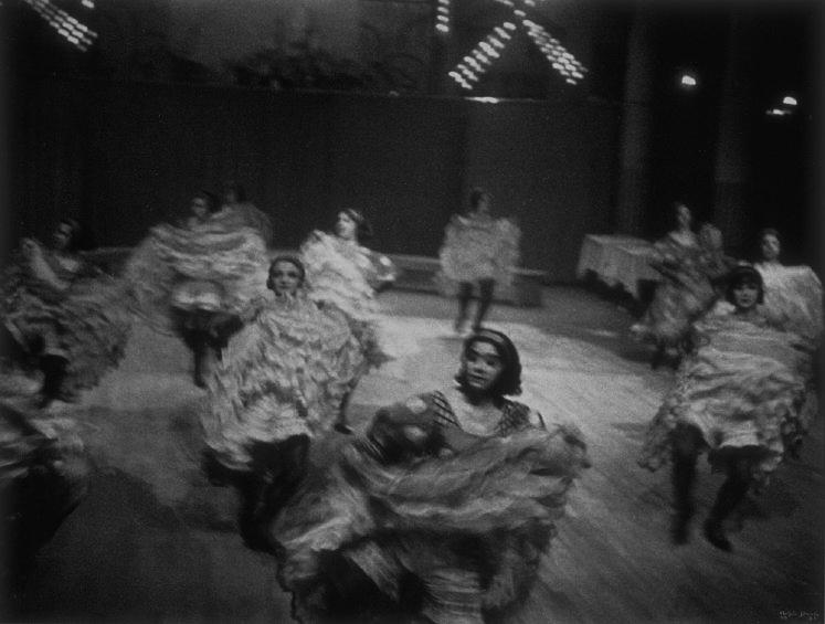 Cancan Dancers, Moulin Rouge, Paris, 1931