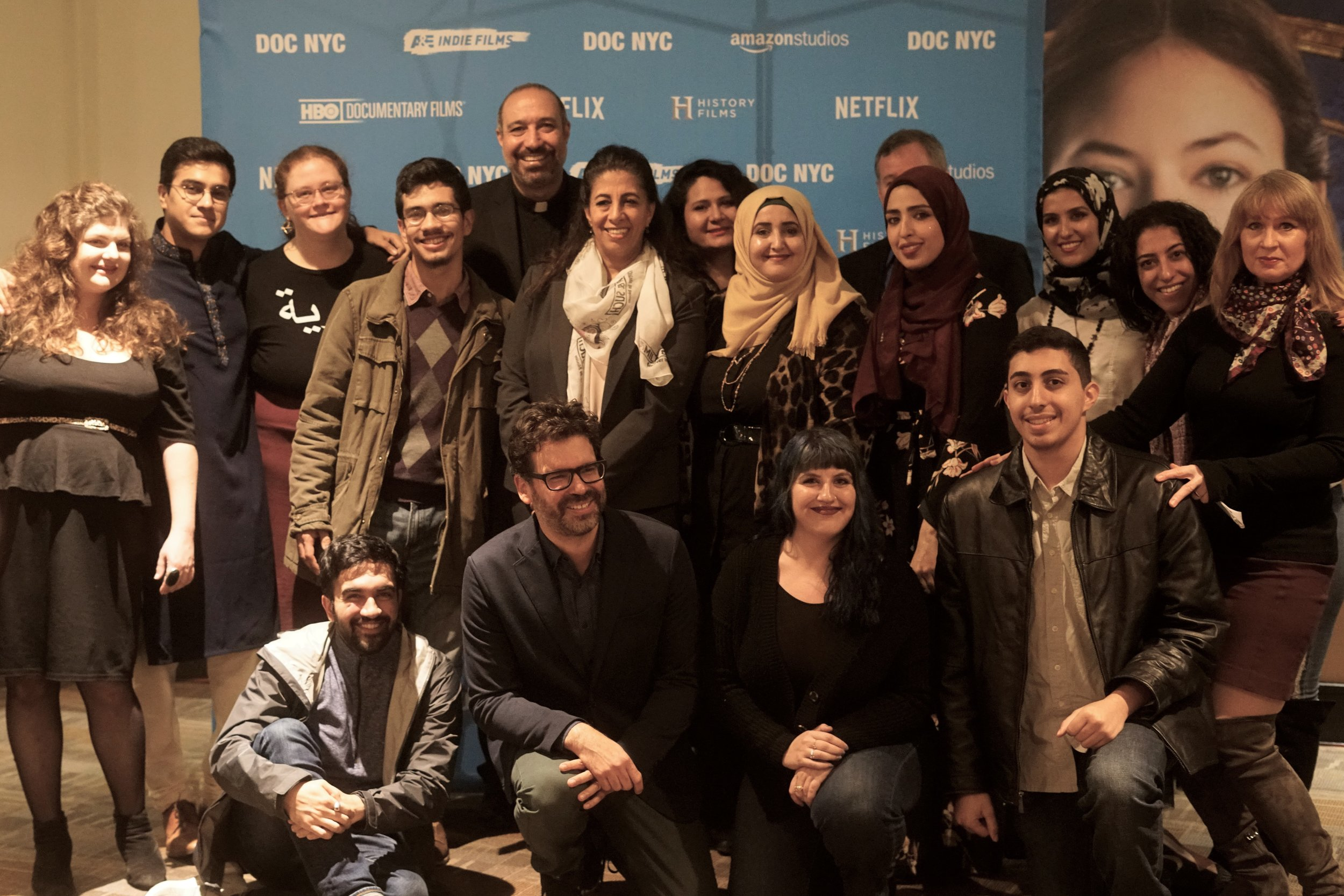 Yalla Brooklyn Premiere DOC NYC.JPG