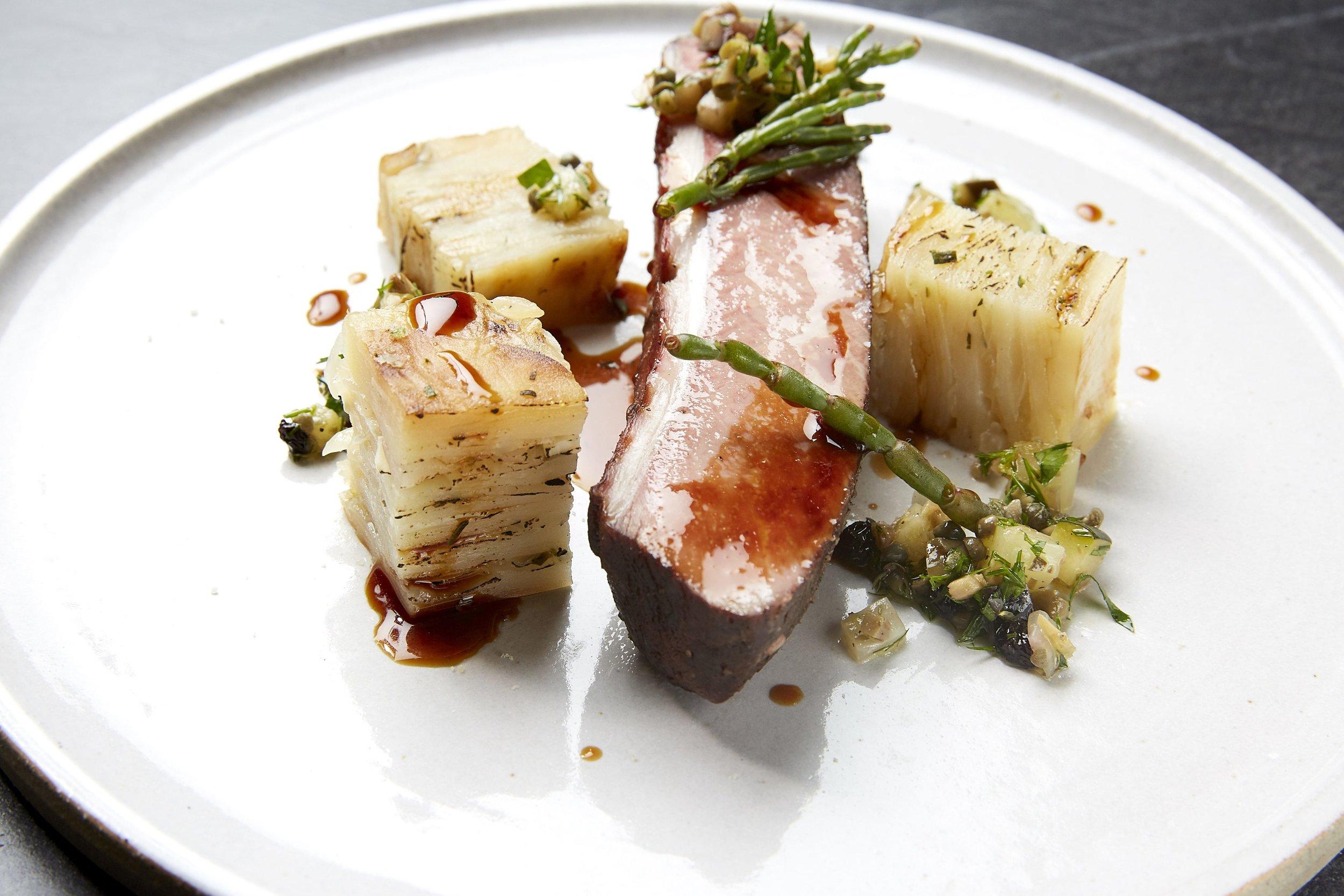 Gourmet Mains - Melbourne Caterer Damm Fine Food Co.