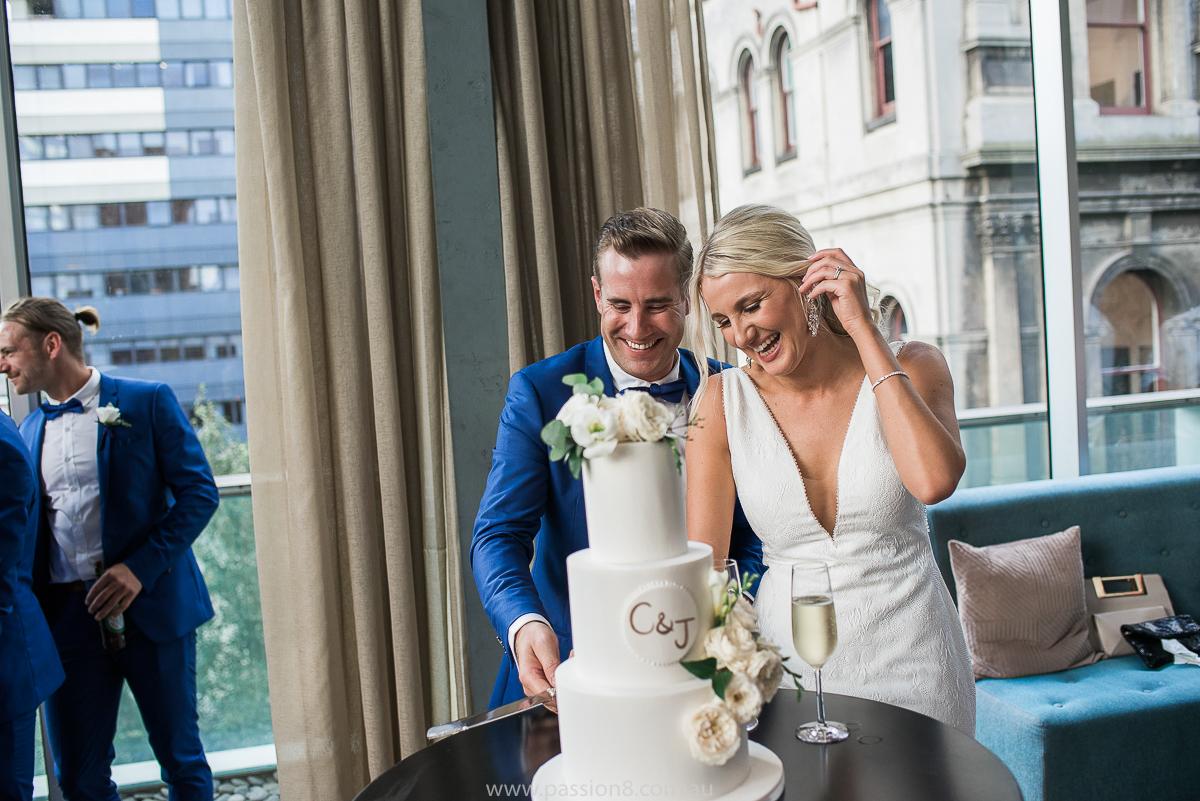Carlee + James - Wedding Venue: ALTO Event Space