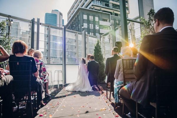 POSEY + MARC - WEDDING VENUE: ALTO Event Space