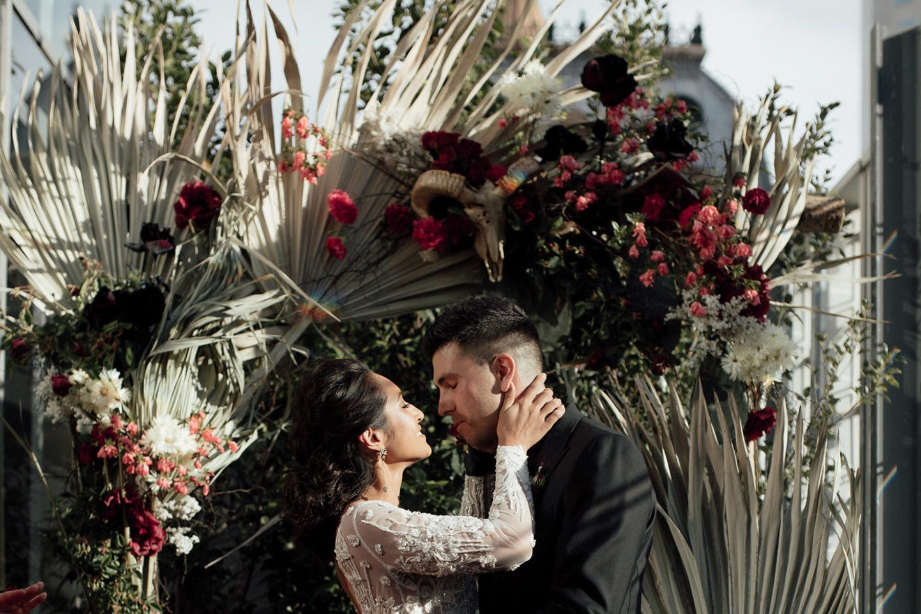 KALLISTA + SAM - WEDDING VENUE: ALTO Event Space