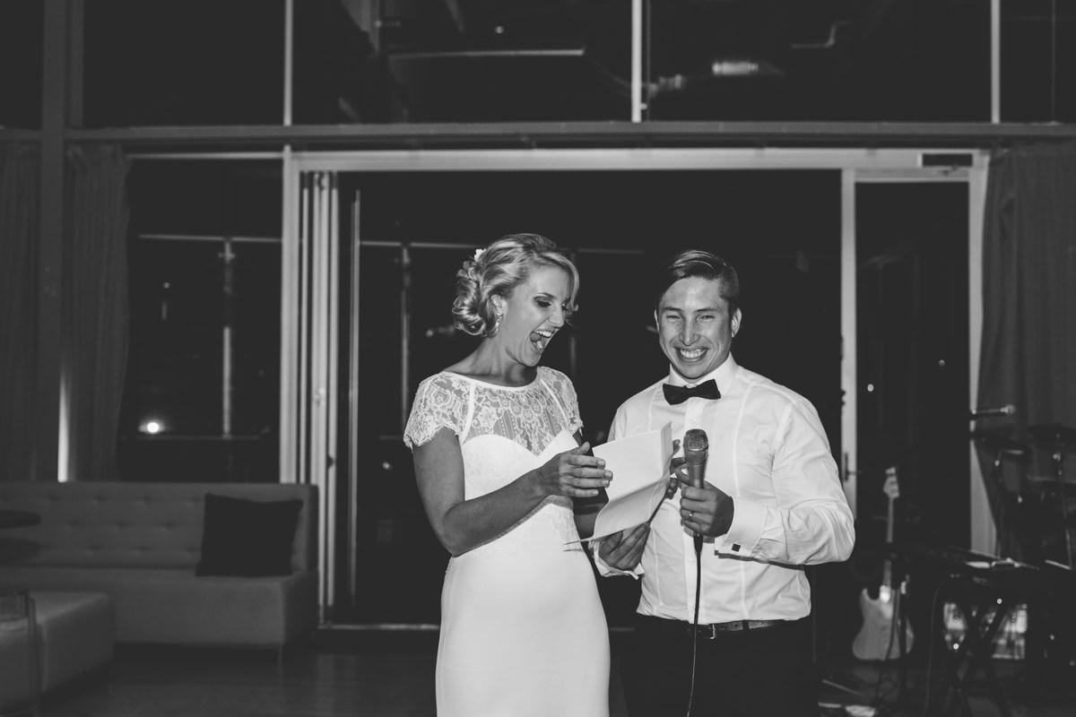 KATIE + KARL - WEDDING VENUE: ALTO Event Space