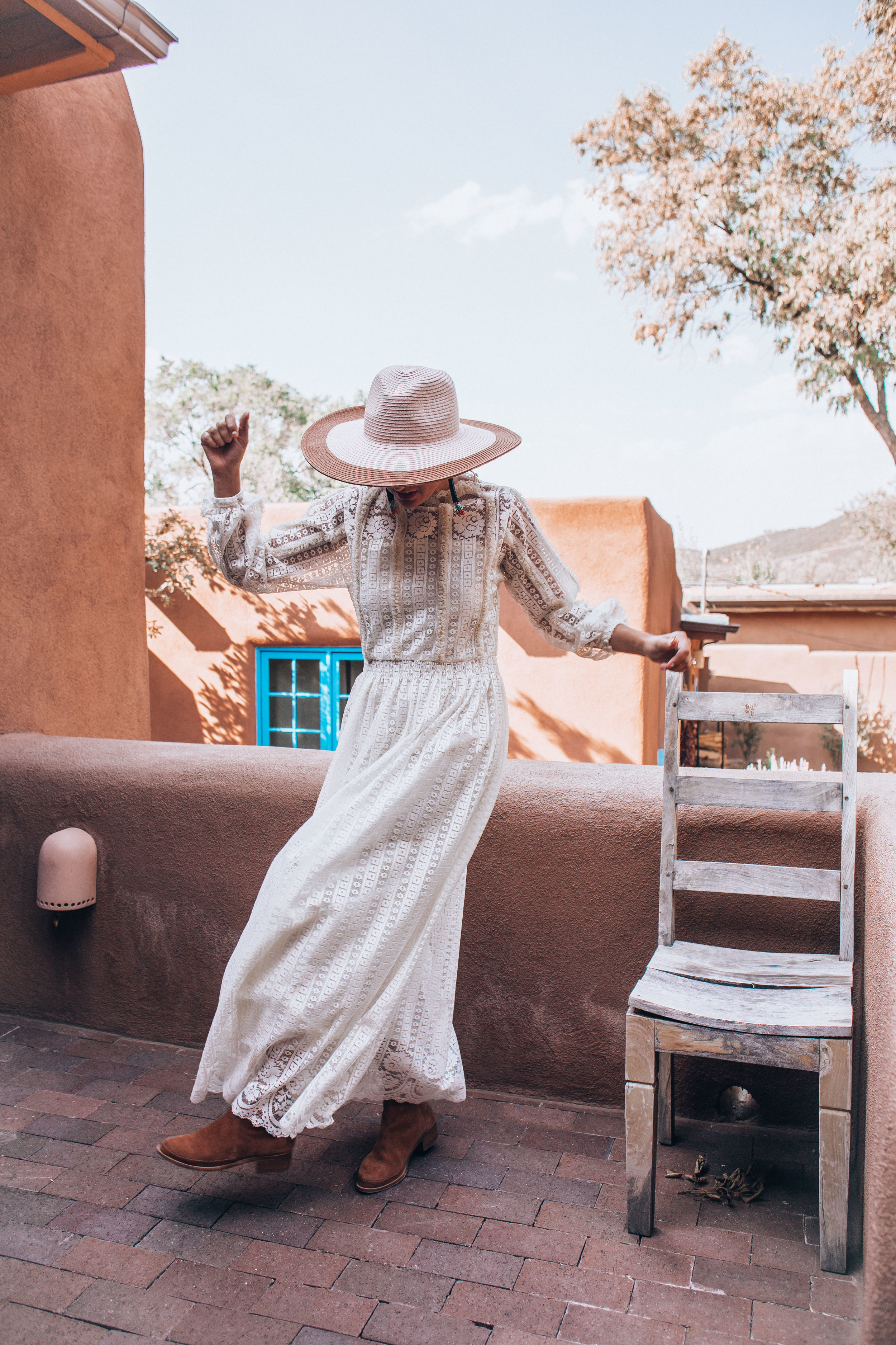 Santa Fe, July 2018 | Photo: Elizabeth Birnbaum /// @thecuratedfeast