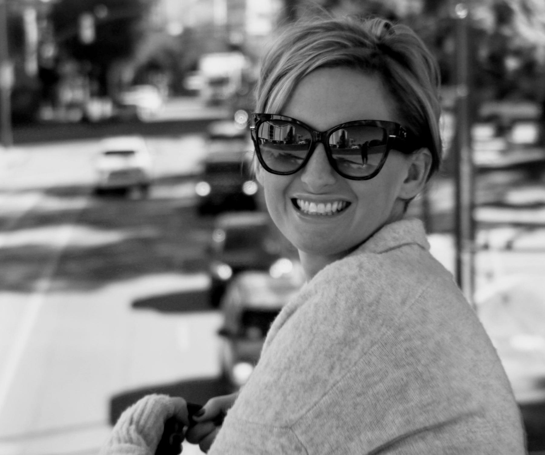 Rebecca Black /  author.  Photo by Payne Kolep
