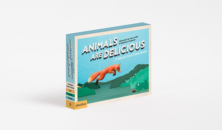 Animals are Delicious book cover