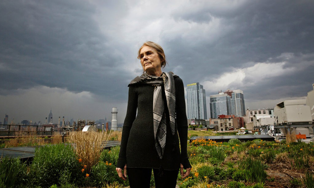 NY Times May 4, 2016.Gloria Steinem Brings Feminism to Viceland