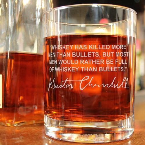 Legend Series Bourbon Glasses