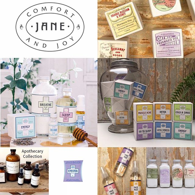 Excited about our newest product arrival! We welcome JANE Inc.  The product line will bring Essential Oils, Shower Fizzies, Apothecary Collection and many more... Open late tonight till 6:30pm.  #ShopCottonRow #Choose901 #ShopLocal  #MindAndBody #Relaxation #UniqueGiftsForYouAndYourHome #JaneInc #BodyHealth #RelaxSleepBreatheEnergyDetox