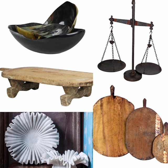 It's like Christmas!!!! New market arrivals this week.  Bread Boards | Natural Horn Bowls | Marble Bowls | Shoe Mold Mirrors | Scales | Dough Bowls | French Wine Bottles & Crates | Planters  #ShopCottonRow #HomeDecor #Choose901 #ShopLocal #ShopSmall #ShopPoplarCollection #HomeFashion #StyleRefresh #EastMemphisGiftAndBridal #UniqueGiftsForYouAndYourHome #EntertainingIn901 #vintagefinds