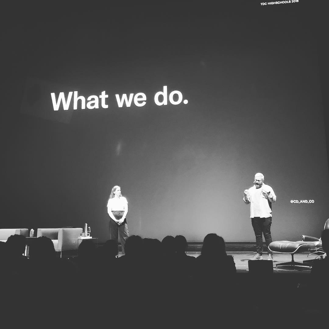 Chris Doyle & Josie Young  Speakers