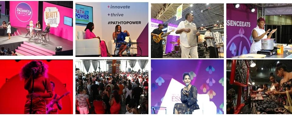 ESSENCE Festival: Exponential Growth  - We supported the expansion of the event into an experiential powerhouse inclusive of an increase to nearly 20 content-driven stages & experiences and at least 10 annual custom brand activations.