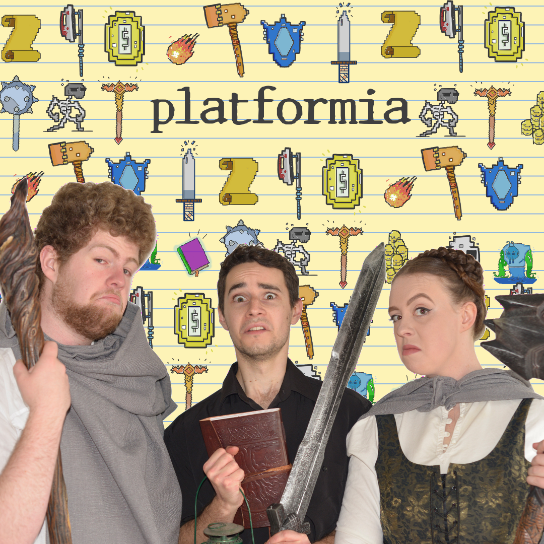 Platformia: A Roleplaying Adventure -