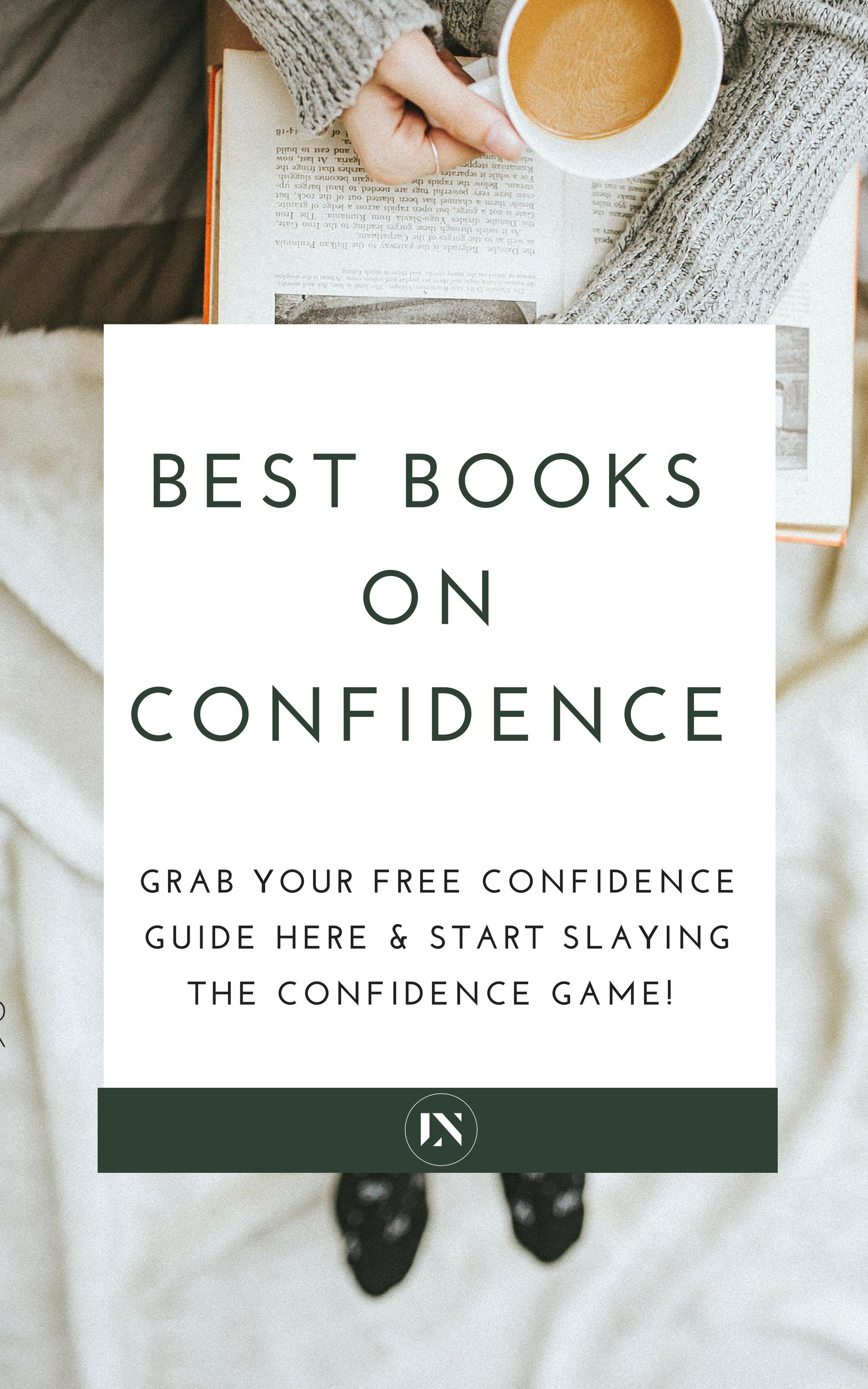 Best Books on Confidence