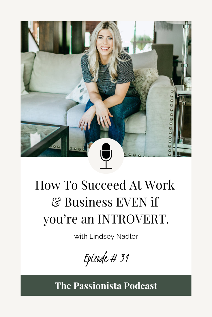 How To Succeed At Work & Business EVEN if you're an INTROVERT.